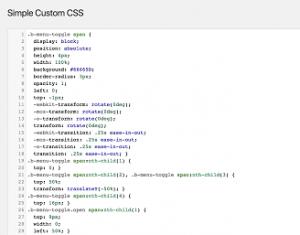 قطعه کد های کاربردی و مهم سی اس اس